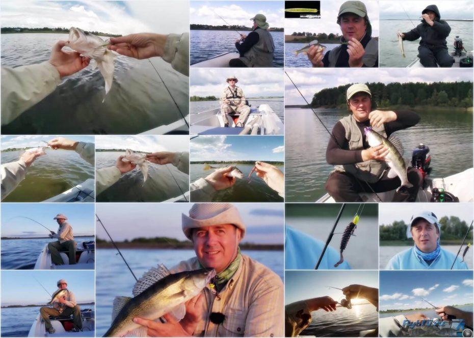 рыбалка на съедобку